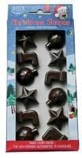 Hatchwells dog carob christmas shapes